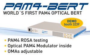 PAM4 BERT Demo